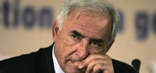 Ex director del FMI, Dominique Strauss-Kahn